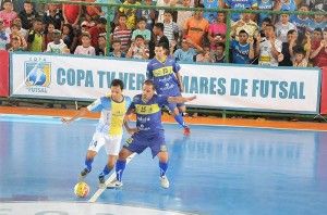 Maracanã e Horizonte fazem abertura do Campeonato Cearense de Futsal 2016