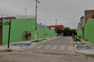 Prefeitura entrega cinco novas Alamedas no Jereissati II
