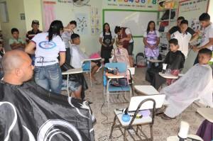 Ação e Cultura para Todos animou o bairro Parque Tijuca