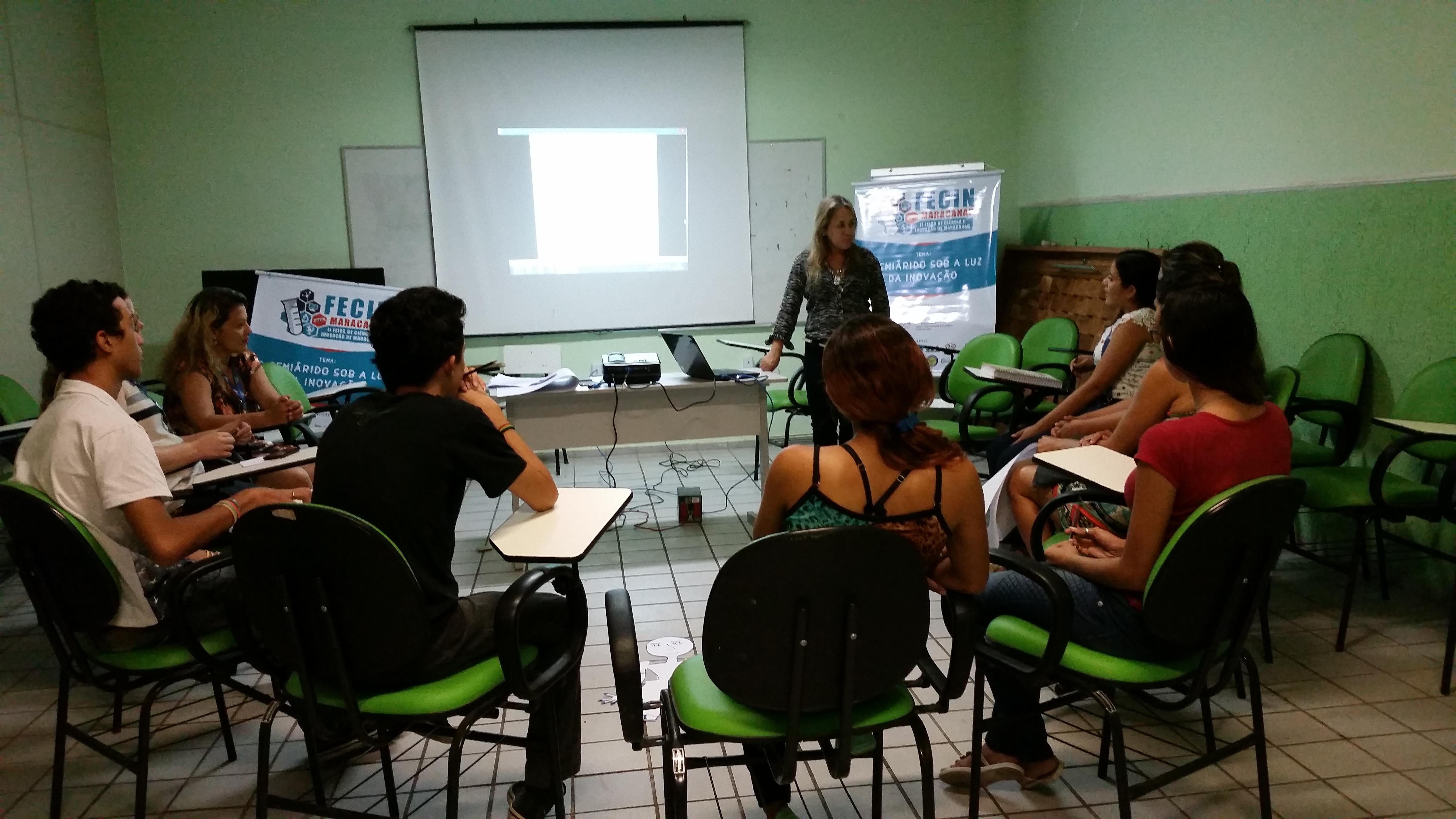 You are currently viewing Setec realiza 2º ciclo de formação para jovens e adultos