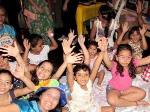 Secretaria de Educação promove ensino para o público no São João de Maracanaú