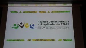 Maracanaú participa da Reunião Descentralizada e Ampliada do CNAS no Pará