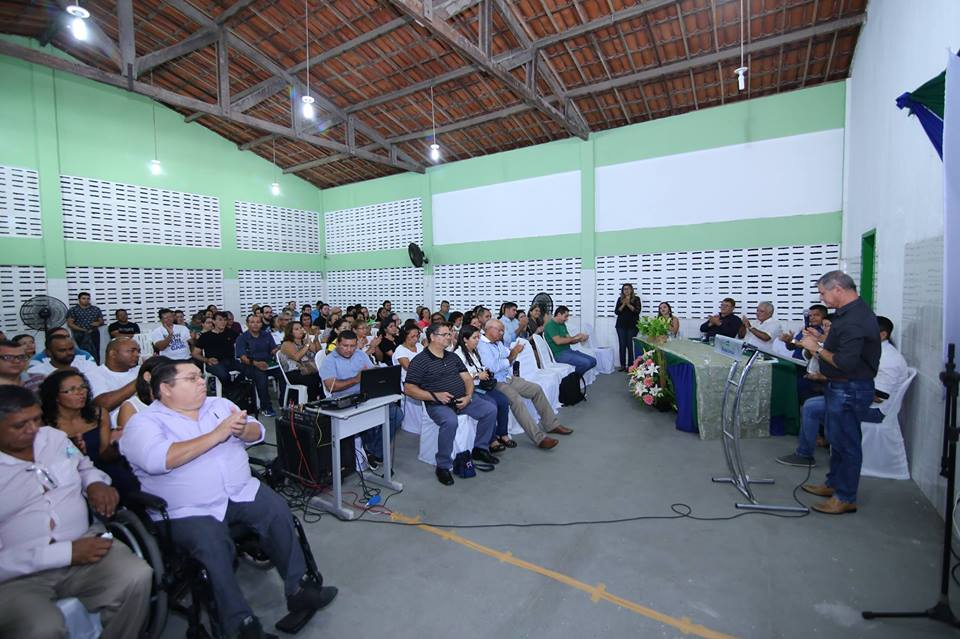 Universidade Aberta do Brasil – UAB realizou aula inaugural