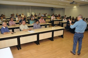Read more about the article Prefeito Firmo Camurça participa de reunião no IFCE Campus Maracanaú