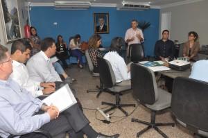 Read more about the article Prefeito recebe Comitiva do BID para viabilizar o Programa de Transporte e Logística – TransLog de Maracanaú