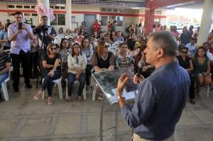 Prefeito inaugura Creche PROINFÂNCIA na Pajuçara