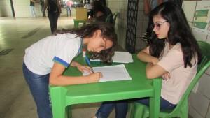 Escolas municipais realizam eleições para Grêmios Estudantis
