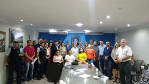 Prefeitura e 3ª Vara Criminal irão atuar em parceria no combate à violência doméstica com o programa Paz no Lar