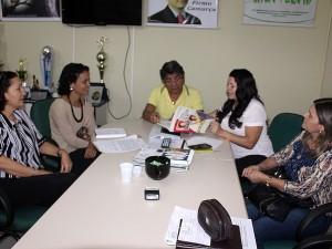 Ouvidoria da Saúde de Maracanaú participa de pesquisa da Fundação Fiocruz