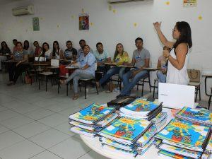 Maracanaú participa de formação do Programa Famílias Fortes