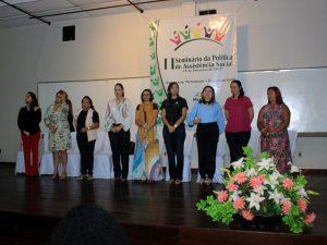 Sasc realiza II Seminário da Política de Assistência Social