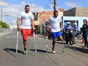 CMDPD abre inscrições para VI Corrida de Rua para Pessoas com Deficiência de Maracanaú