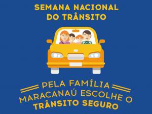 Prefeitura realiza atividades na Semana Nacional do Trânsito