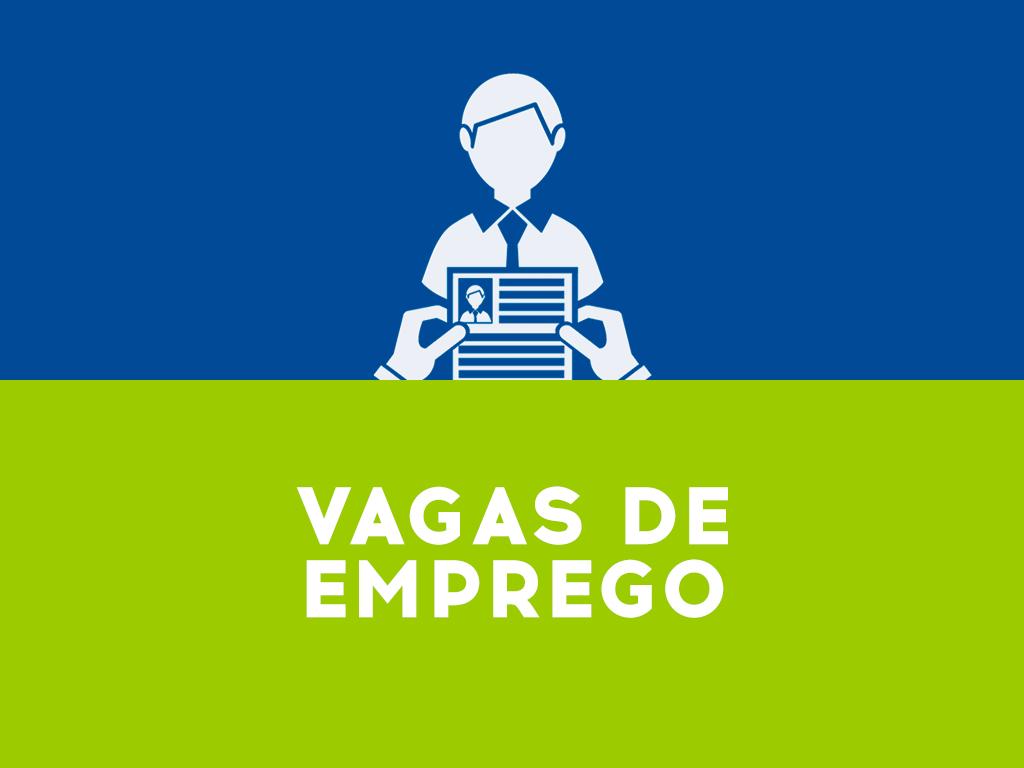 Sine Municipal oferece diversas vagas de emprego e estágio