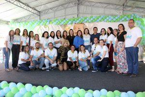 Maracanaú encerra Semana do Bebê 2017 no Hospital Municipal