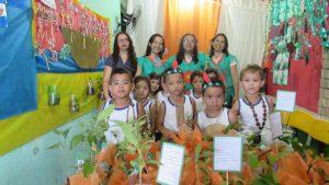 Escola Municipal Professora Maria José Isidoro realiza I Mostra de Arte e Cultura