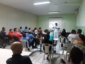 Servidores participam de palestra sobre Medicina Preventiva