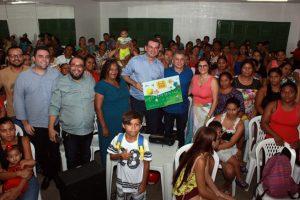 Cartão Mais Infância é lançado oficialmente em Maracanaú