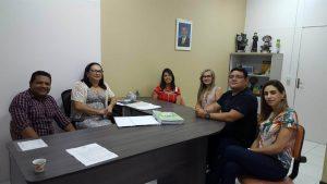 SMU recebe representantes da Prefeitura de Barbalha