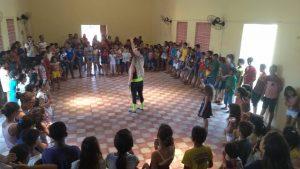 Read more about the article Sasc realiza integração de crianças e adolescentes atendidas pelo Serviço de Convivência