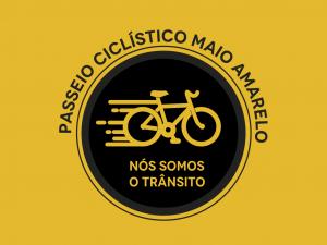 Maracanaú realiza passeio ciclístico em alusão ao Maio Amarelo