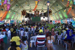 São João de Maracanaú garante lazer e acessibilidade aos visitantes