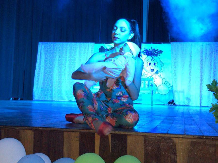 """Crianças e adolescentes levam emoção ao Teatro Dorian Sampaio com o Espetáculo """"Eu Solidário"""""""