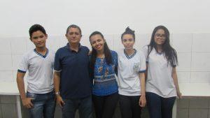 Estudantes das escolas de tempo integral da rede municipal participam da 2ª fase da XI Olimpíada Brasileira de Química Júnior – OBQJr e Olimpíada Nacional de Ciências – ONC