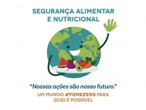 Sasc realiza Concurso de Desenho em alusão ao Dia Mundial da Alimentação