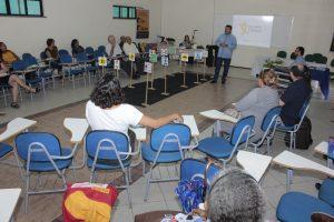 Capacitação prepara professores da rede municipal para trabalhar o trânsito nas salas de aula