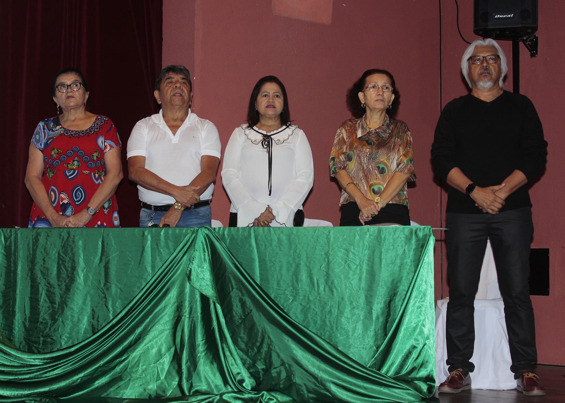 A VIII Conferência Municipal da Saúde é realizada no Teatro Dorian Sampaio