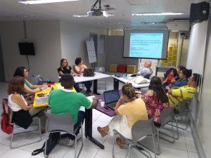 Técnicos da Assistência Social participam de capacitação sobre gestão de território