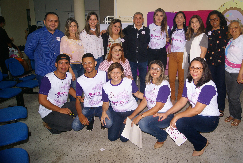 Ação Mulher é realizado no Hospital de Maracanaú