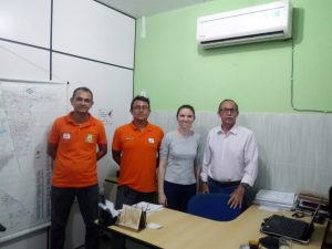 Read more about the article Defesa Civil realiza reunião para discutir plano de trabalho no Município