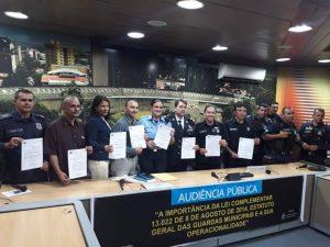 Maracanaú irá compor o Conselho Nacional das Guardas Municipais
