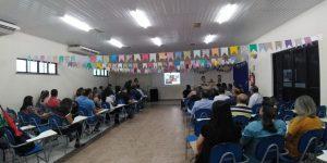 Read more about the article Comissão Intersetorial realiza reunião intermediária do Selo Unicef