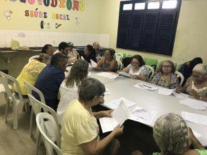 Sasc inicia pesquisa sobre território com moradores do Parque São João