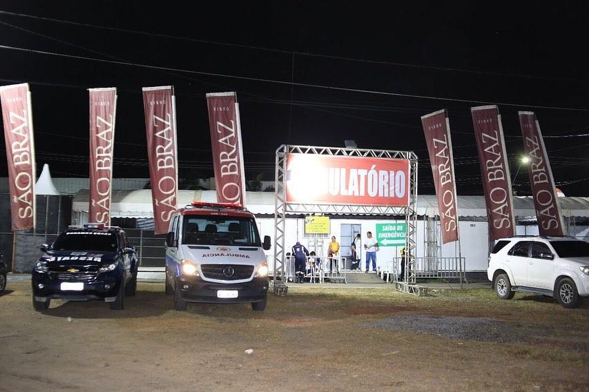 Coordenação do SOS de Maracanaú divulga resultados de atendimentos no São João de Maracanaú