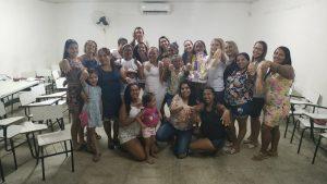 Sasc realiza curso de manicure com 25 mulheres