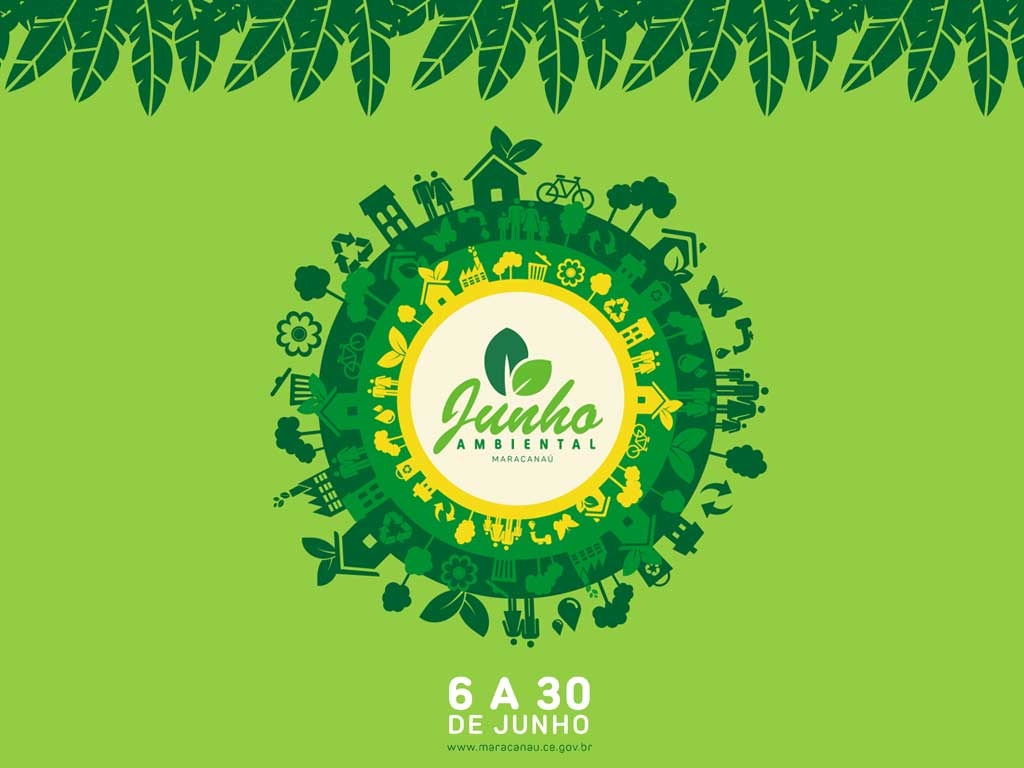 Maracanaú realiza mais uma edição do Junho Ambiental
