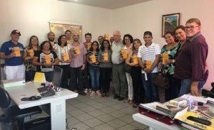 Secretaria de Educação realiza formação com os professores empossados