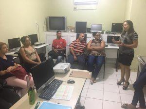 Read more about the article SETEC inicia aulas do Programa Cidadão Digital