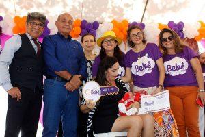 Read more about the article Semana do Bebê realiza manhã de atividades no Hospital Municipal