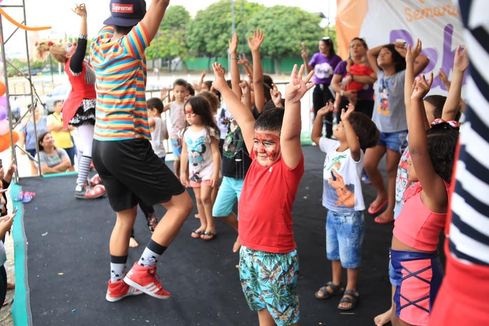 Terceiro dia da Semana do Bebê contou com diversas atividades dentro do Programa Pista Livre