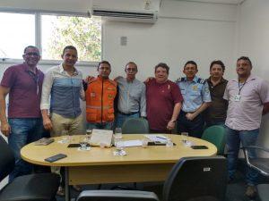 Read more about the article Secretaria de Defesa Social participa de reunião no IFCE Campus Maracanaú