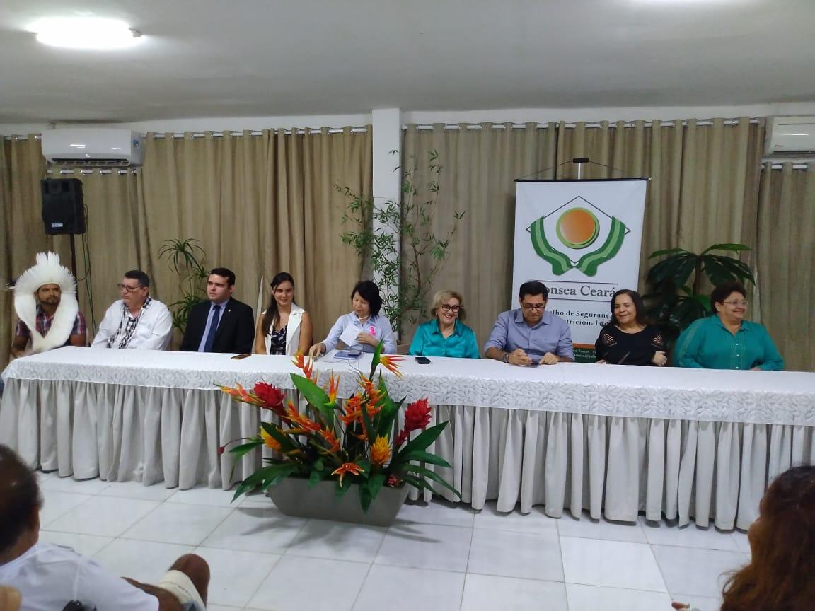 Maracanaú participa da 6ª Conferência Estadual de Segurança Alimentar e Nutricional