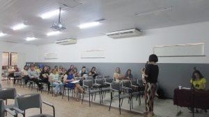 Prefeitura segue com formação sobre Prevenção e Posvenção do Suicídio para profissionais do Município
