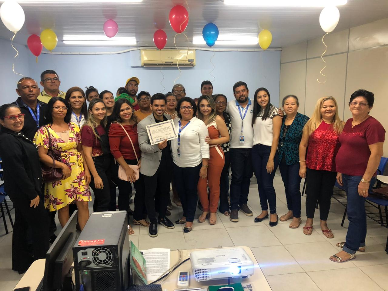 Feira Popular realizou workshop sobre Empreendedorismo