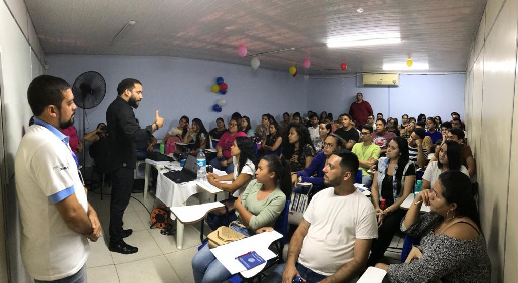 SETEE realiza evento de integração para 60 jovens maracanauenses