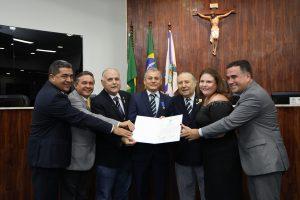 Read more about the article Prefeito Firmo Camurça recebe Medalha Boticário Ferreira